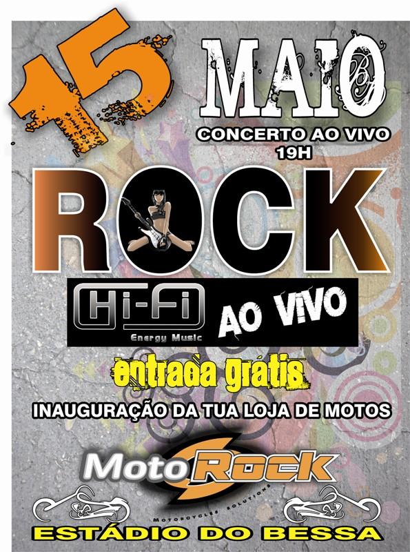 15 de Maio Junto ao estádio do Bessa - Fernando Rocha abre loja de Motos Cartaz10
