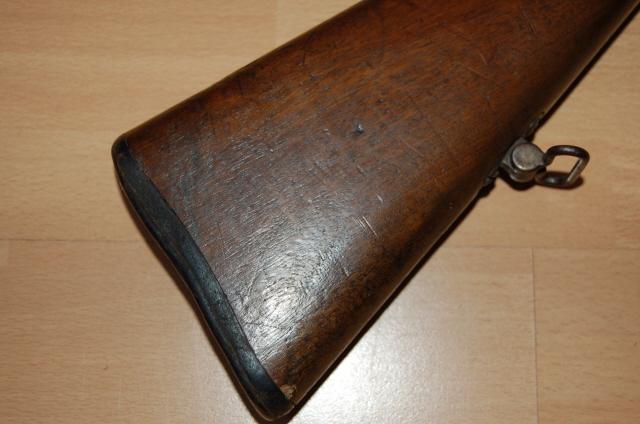 Carabine de cuirassier modèle 1890 Crosse10