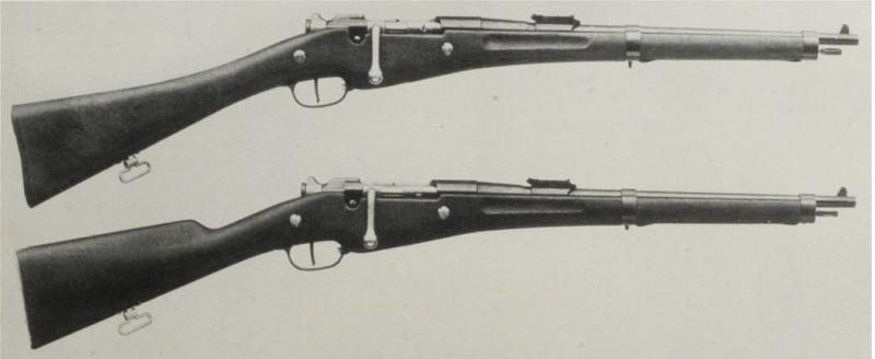 Carabine de cuirassier modèle 1890 Cuir-c10