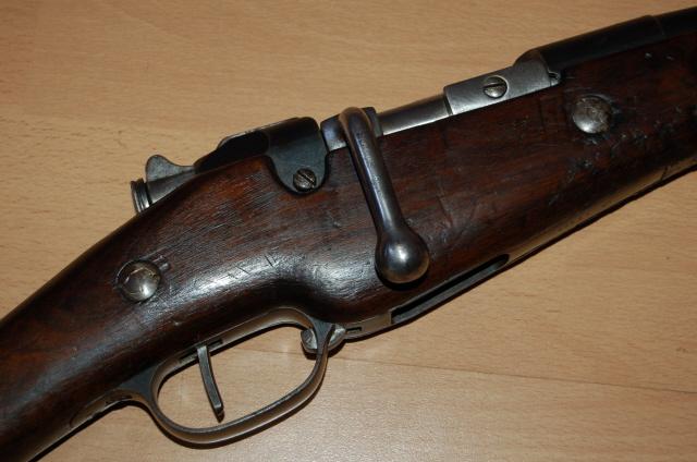 Carabine de cuirassier modèle 1890 Culass10