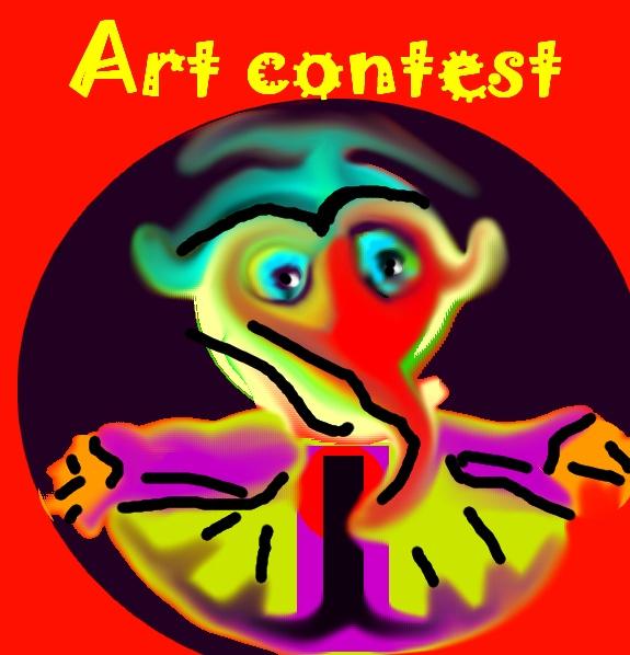 """Concours de l'oeuvre la plus """"folle""""!!! THEME: LA FOLIE! Concou10"""