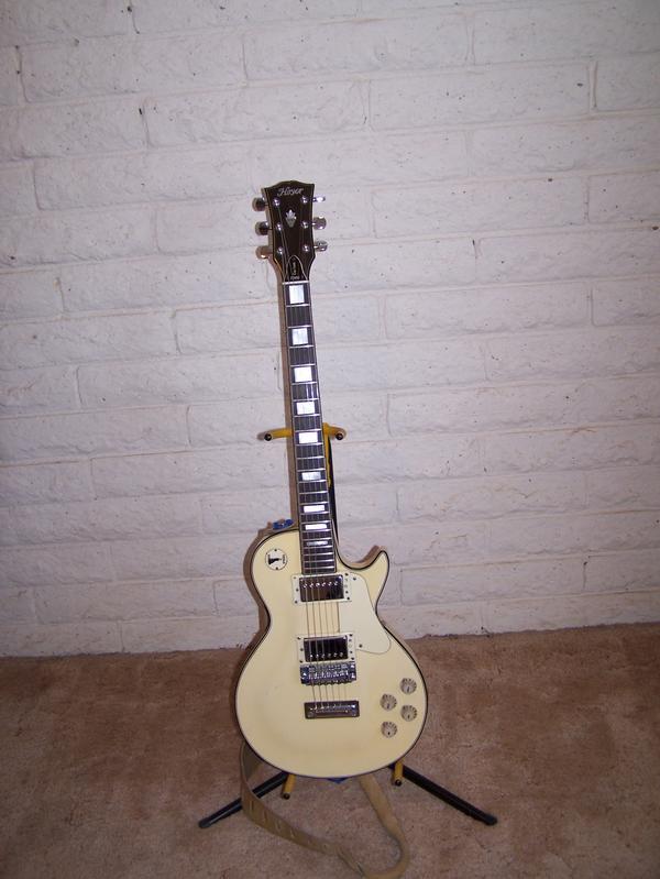 Ron Asheton's Hoyer guitar Hoyer10