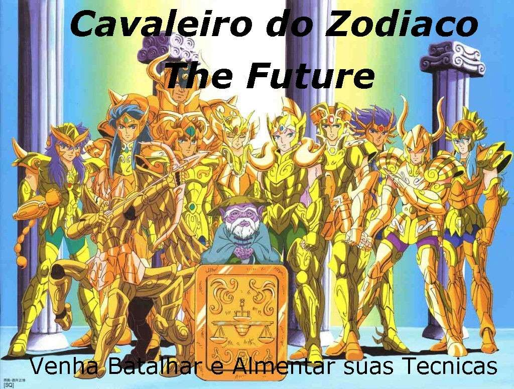 cavaleiros  do zodiaco the future