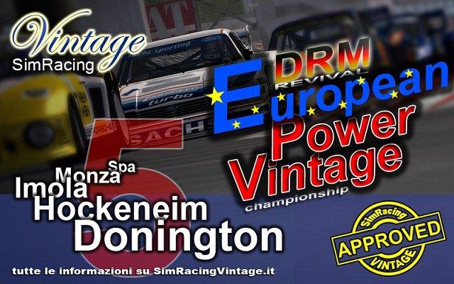 Ecco a voi l'evento estivo di SimRacing Vintage 21608010