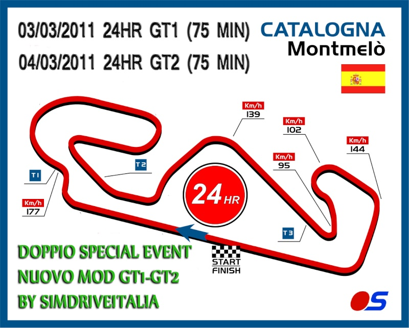 SPECIAL EVENT BARCELLONA Mgp20m10