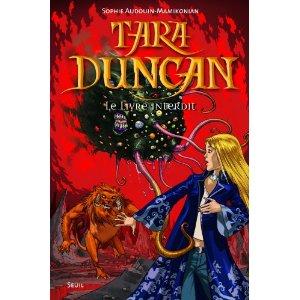 [Audouin-Mamikonian, Sophie] Tara Duncan - Tome 2: Le livre interdit Tara10