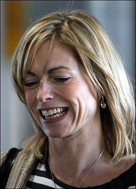 KATE MCCANN: HOW DARE THEY CALL ME COLD  Snn23310