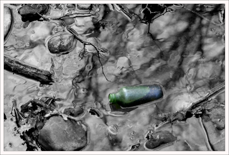 la triste vie d une bouteille Boutei11