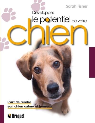 """Livre sur le TTouch """"Développez le potentiel de votre chien"""" 97828910"""