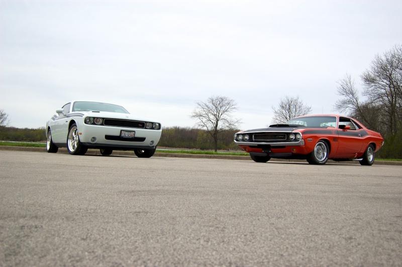 Old vs New Challenger 2310
