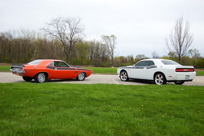 Old vs New Challenger 410