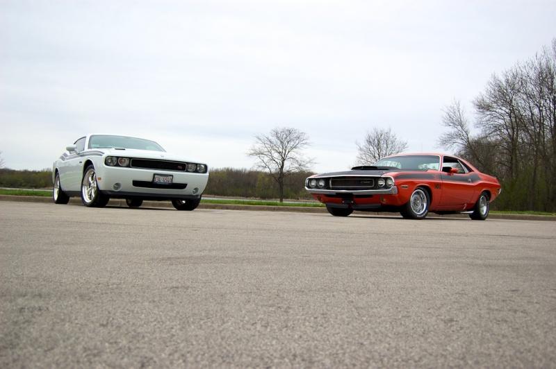 Old vs New Challenger 910