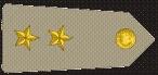 ملازم اول  lieutenant