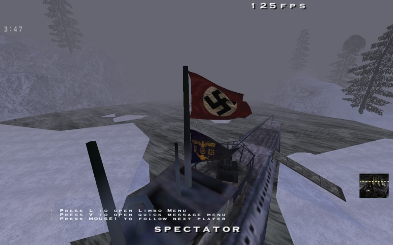 Map Fix: Norway (Snow) Shot0314