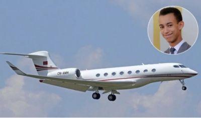 هل فعلا طائرة ولي العهد المغربي مزودة بصواريخ دفاع إسرائيلية A_aa_i10