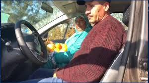 فيديو خطير جدا ... نعيمة البدوية تنشر فيديو لزوجها يسوق السيارة بدون بيرمي وتتحدى الدرك Na3ima10