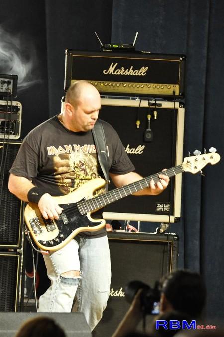 WILDBOARS (Tribute Iron Maiden & AC/DC) Wild410