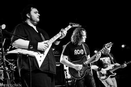 WILDBOARS (Tribute Iron Maiden & AC/DC) Wild510