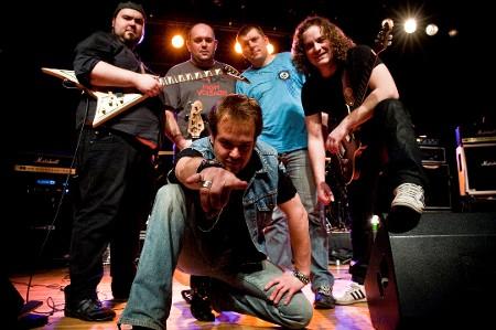 WILDBOARS (Tribute Iron Maiden & AC/DC) Wild711