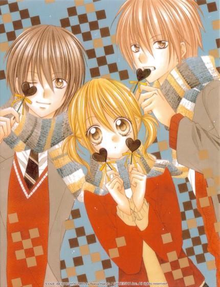 Les plus beaux garçons de mangas! - Page 2 Lovebe10