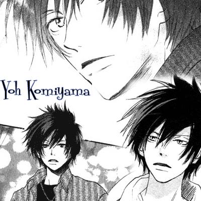 Les plus beaux garçons de mangas! - Page 2 Yo_kom10