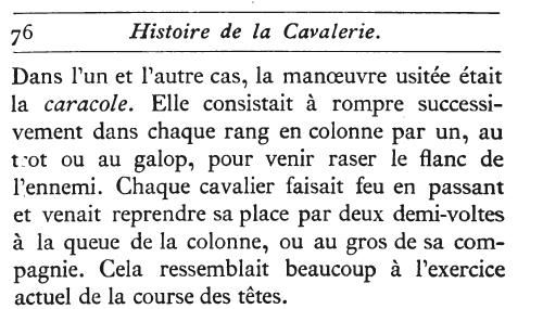 Mousquetaires, mousquets et caracole - Page 2 Caraco10