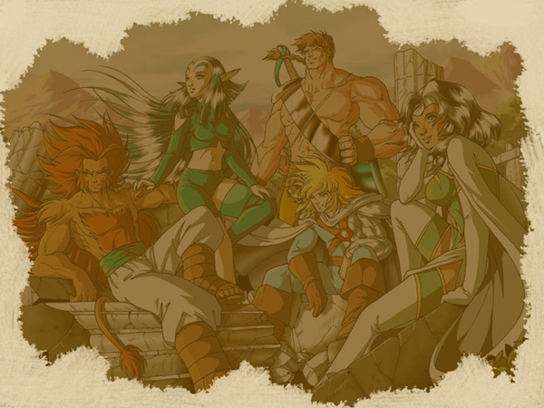 RPG Légendaires