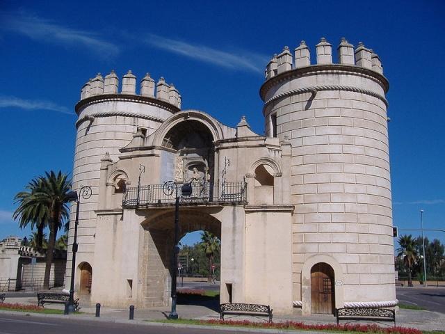 LA REGION D'EXTREMADURE Puerta10