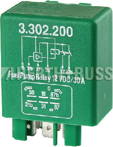 probleme pompe essence Relais10