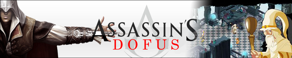 Comunidad Assassin's Dofus