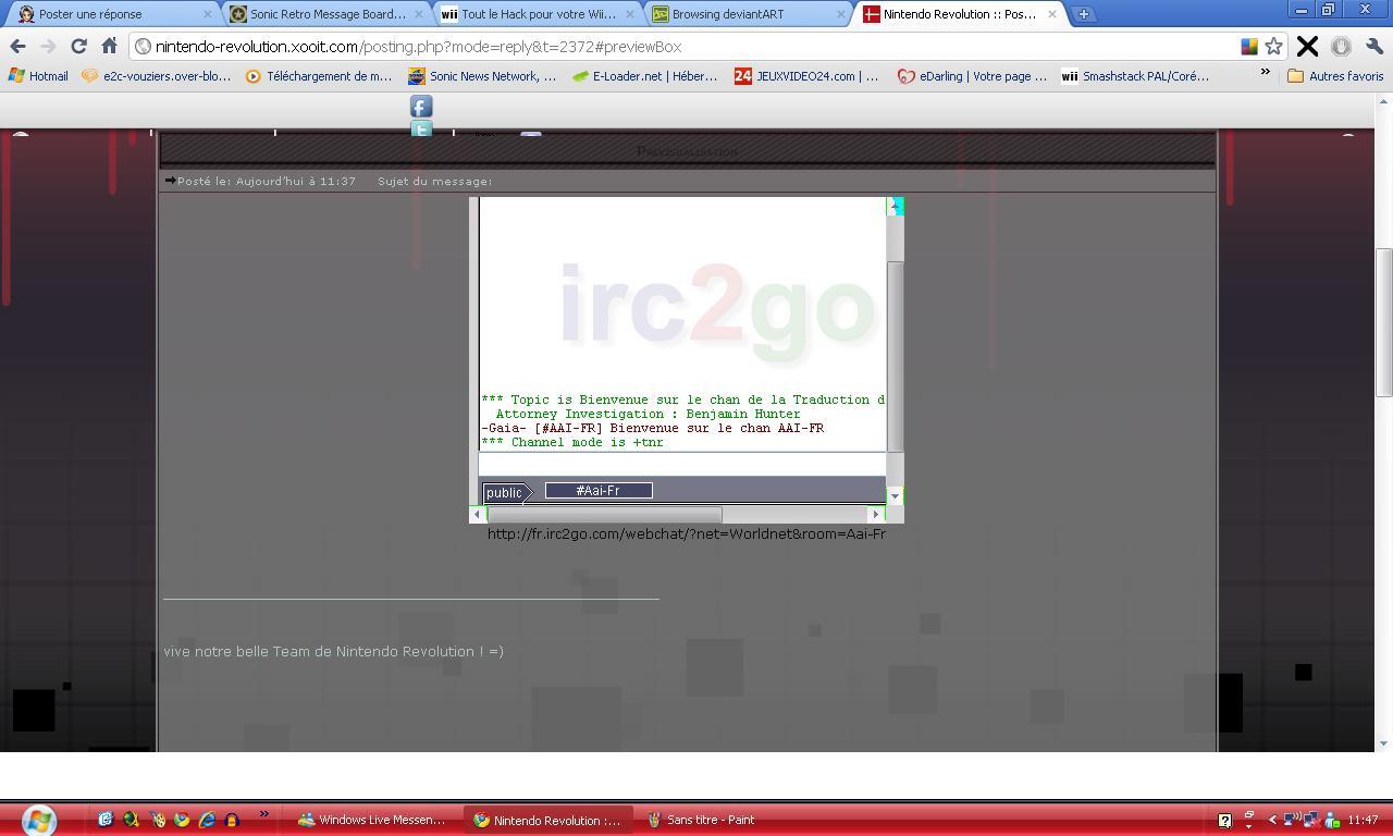 Un Chan IRC Irc_on10
