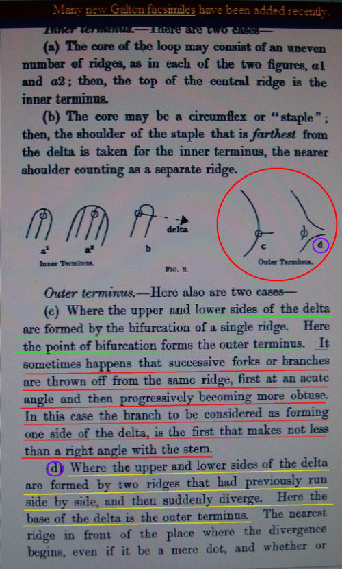 The TRIRADIUS in a fingerprint: how it develops, it's characteristics + a definition! - Page 14 Galton10