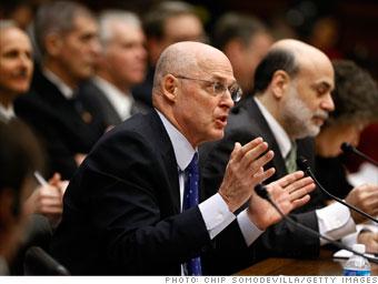 Henry Paulson - Former Goldman Sachs Executive & US Treasury Secretary Henry_11