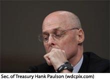 Henry Paulson - Former Goldman Sachs Executive & US Treasury Secretary Paulso12