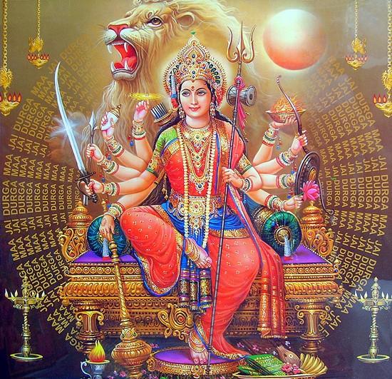 le mantra de DURGA dedié à CAT...(et aux femmes du forum) - Page 2 Durga210
