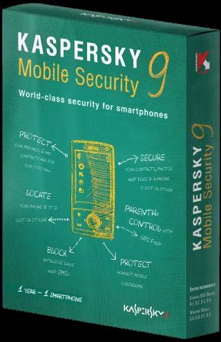Kaspersky Mobile Security 9 68910311