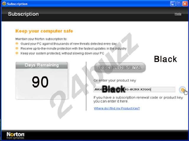 key Norton Internet Security 2010 j bo 464 roja   Key_no24