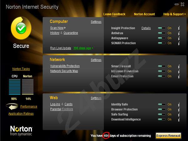 key Norton Internet Security 2010 j bo 464 roja   Key_no28