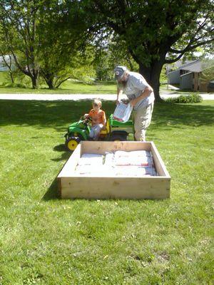 Garden doing good 05180110