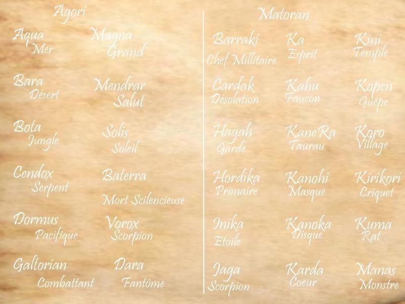 Dictionnaire Matoran et Agori Dico_m10