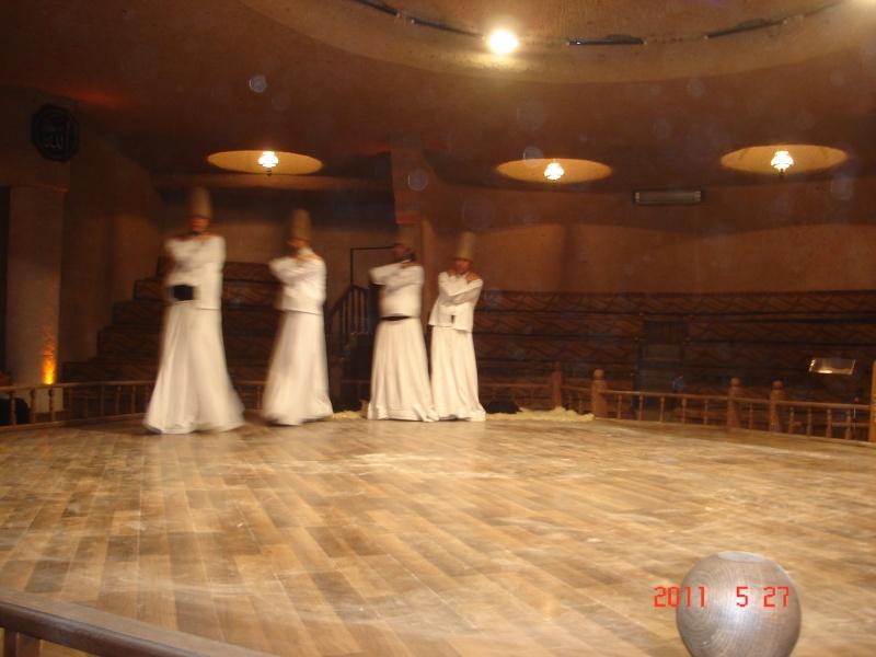 Turquie : DERVITCHES TOURNEURS Dsc05217