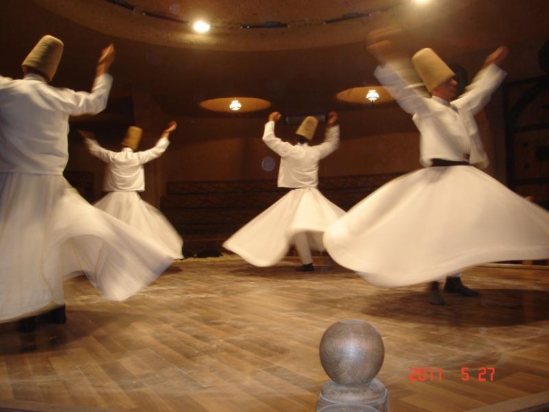 Turquie : DERVITCHES TOURNEURS Dsc05219