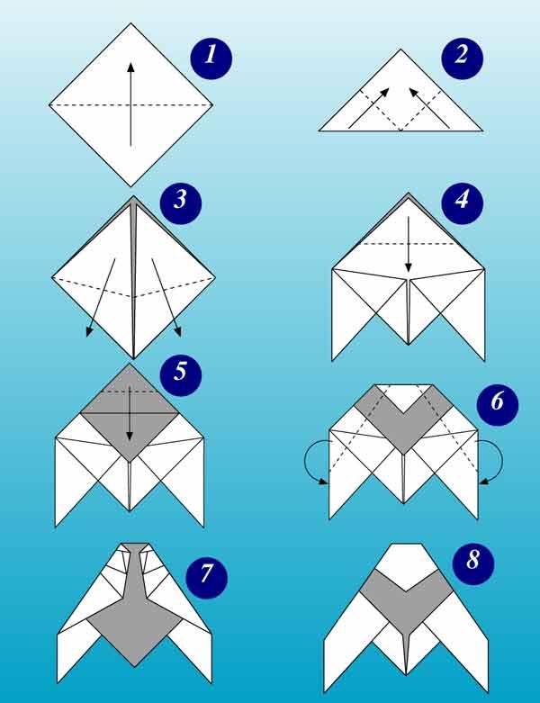 connaissé vous l'origami? 617-or10