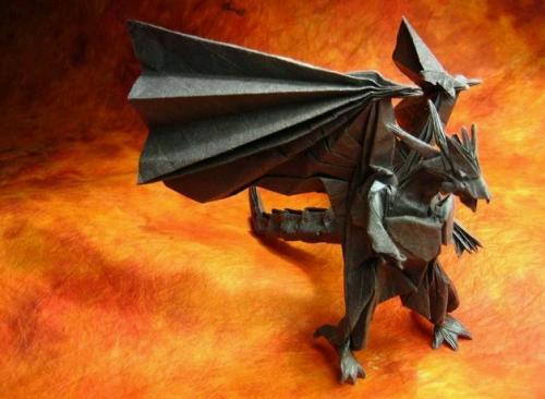 connaissé vous l'origami? Origam11
