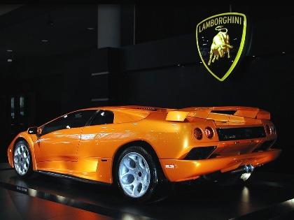 5 điều ít biết về Lamborghini 110