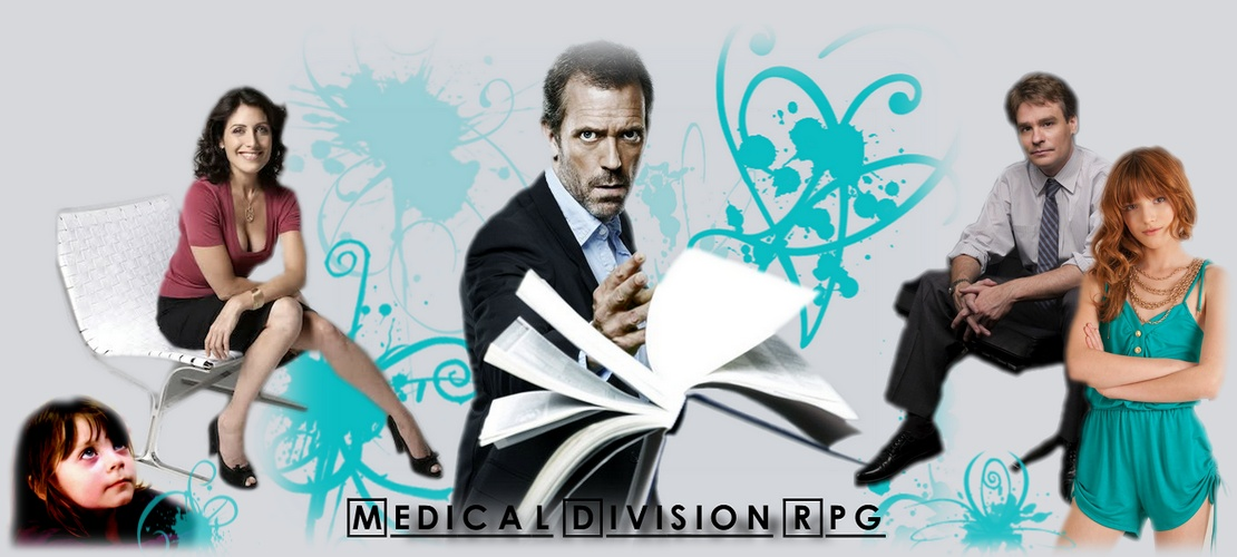 House Medical Division RPG