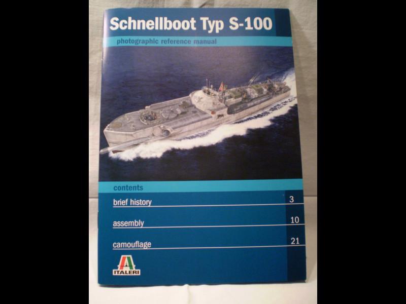Schnellboot  S-100 in 1:35 P9180019