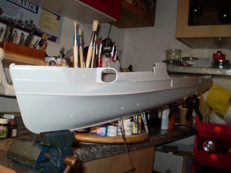 Schnellboot  S-100 in 1:35 P9230012