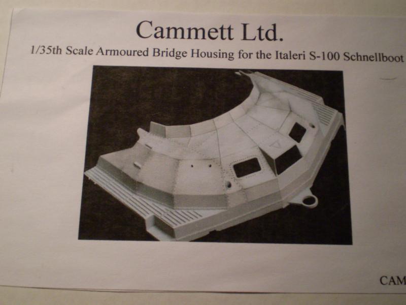 Schnellboot  S-100 in 1:35 - Seite 2 Pa180010