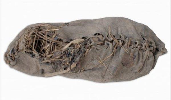A fost descoperita cea mai veche incaltaminte din lume Gheata10